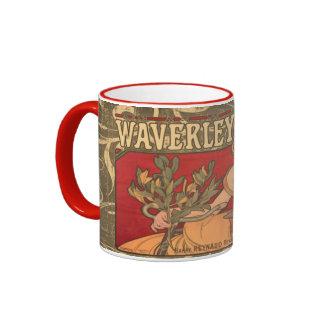 Vintage Alphons Mucha Coffee Tea Mug