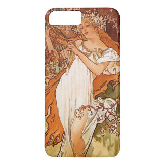 Vintage Alphonse Mucha iPhone 7 Plus iPhone 7 Plus Case