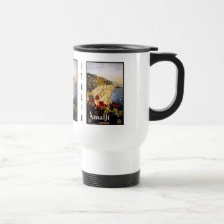 Vintage Amalfi custom mugs