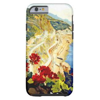 Vintage Amalfi Italy Europe Tough iPhone 6 Case