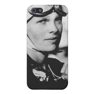Vintage Amelia Earhart Photo Cover For iPhone SE/5/5s
