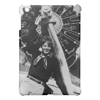 Vintage Amelia Earhart  Photo iPad Mini Cover