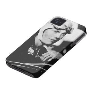 Vintage Amelia Earhart Photo iPhone 4 Case