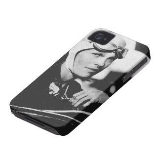 Vintage Amelia Earhart Photo iPhone 4 Case-Mate Cases