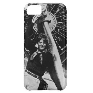 Vintage Amelia Earhart Photo iPhone 5C Case