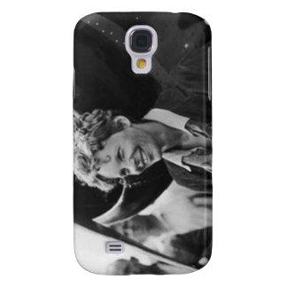 Vintage Amelia Earhart Photo Portrait Samsung S4 Case