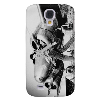 Vintage Amelia Earhart  Photo Samsung Galaxy S4 Cover