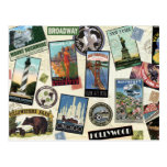 Vintage America Travel Postcard at Zazzle