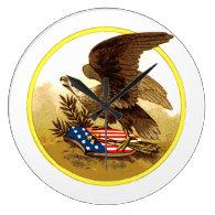 Vintage American Bald Eagle