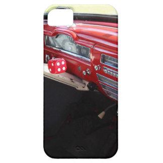 Vintage American car interior classic 1950s cars iPhone 5/5S Case