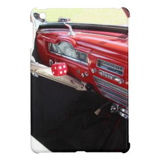 Vintage American car interior classic 1950s cars iPad Mini Covers