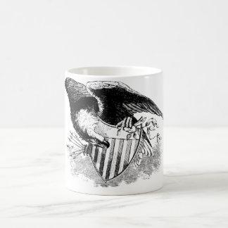 Vintage American Eagle (#6) Mug
