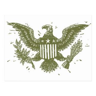 Vintage American Eagle Postcard