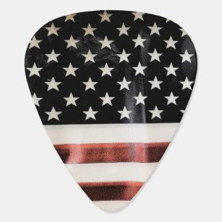 Vintage American Flag HFPHOT01 Guitar Pick