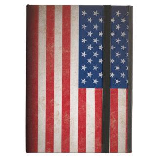 Vintage American Flag iPad Air Cover