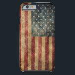 "Vintage American Flag OtterBox iPhone 6/6S CASE<br><div class=""desc"">Vintage American Flag OtterBox iPhone 6/6S CASE</div>"