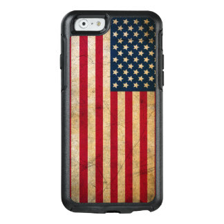 Vintage American Flag OtterBox iPhone 6 Case