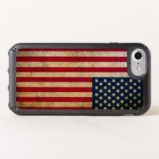 Vintage American Flag Speck Presidio iPhone 8 Case