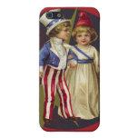 Vintage americana iPhone 5 cobertura