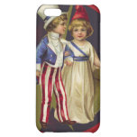 Vintage Americana iPhone 5C Cases