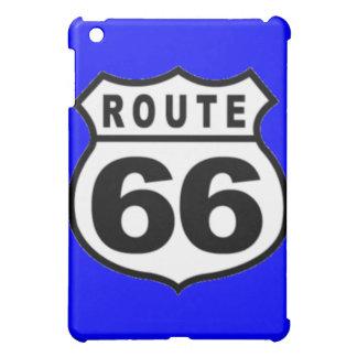 - Vintage Americana Route 66 iPad Mini Cover