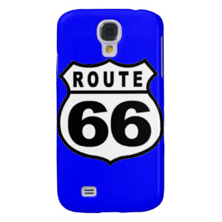 - Vintage Americana Route 66 Samsung Galaxy S4 Cover