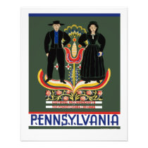 Vintage Amish Pennsylvania Travel