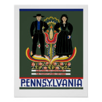 Vintage Amish Pennsylvania Travel