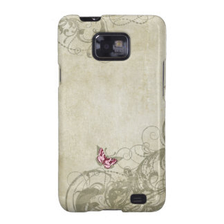Vintage Amour Samsung Galaxy S2 Cover