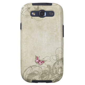 Vintage Amour Samsung Galaxy S3 Cover
