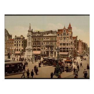 vintage Amsterdam Holanda Países Bajos Tarjetas Postales