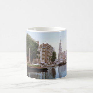 Vintage Amsterdam Photo-Picture Coffee Mugs