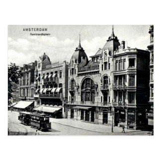 Vintage Amsterdam Tarjetas Postales