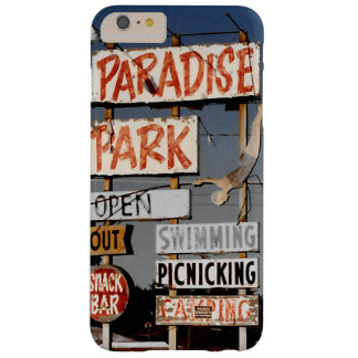 Vintage Amusement Park Sign Photo iPhone 6/6s Case