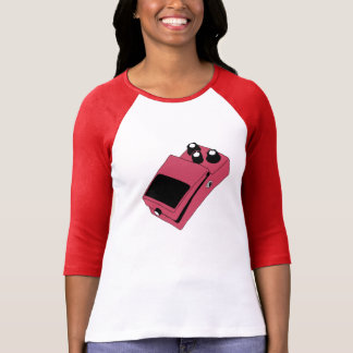 Vintage Analog Delay Pedal Women T-Shirt