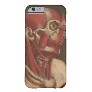 Vintage Anatomy | Head, Neck, and Shoulders Barely There iPhone 6 Case