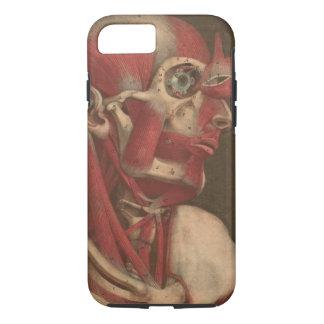 Vintage Anatomy | Head, Neck, and Shoulders iPhone 8/7 Case