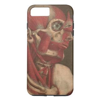 Vintage Anatomy | Head, Neck, and Shoulders iPhone 8 Plus/7 Plus Case