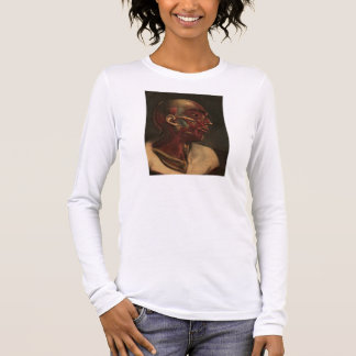 Vintage Anatomy | Head, Neck, and Shoulders Long Sleeve T-Shirt