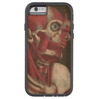 Vintage Anatomy | Head, Neck, and Shoulders Tough Xtreme iPhone 6 Case