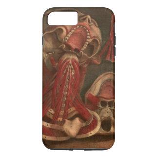 Vintage Anatomy | Neck and Face iPhone 8 Plus/7 Plus Case
