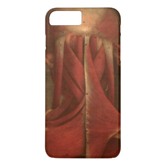 Vintage Anatomy | Neck iPhone 8 Plus/7 Plus Case