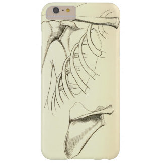 Vintage Anatomy | Scapula (circa 1852) Barely There iPhone 6 Plus Case