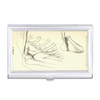 Vintage Anatomy | Scapula (circa 1852) Business Card Case