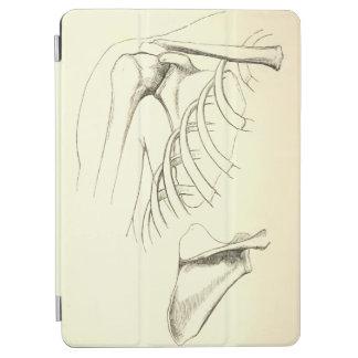 Vintage Anatomy | Scapula (circa 1852) iPad Air Cover