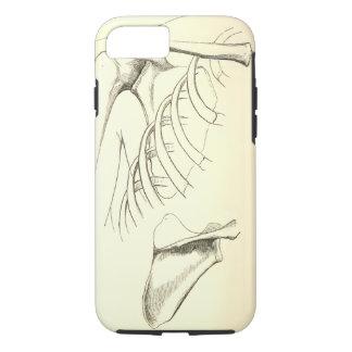Vintage Anatomy | Scapula (circa 1852) iPhone 7 Case