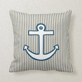 Vintage Anchor  Pillow