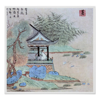 Vintage Ancient Chinese Art Posters