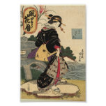 Vintage Ancient Japanese Art Posters