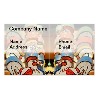 Vintage and Retro Style Toys Double-Sided Standard Business Cards (Pack Of 100)